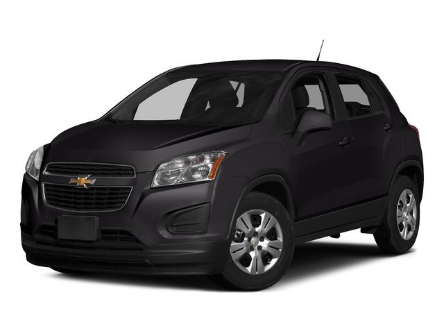 2015 Chevrolet Trax LT FWD 4dr LT Turbocharged Gas 4-Cyl 1.4L/83 [1]