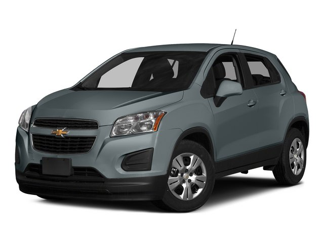 2015 Chevrolet Trax LT AWD 4dr LT Turbocharged Gas 4-Cyl 1.4L/83 [9]