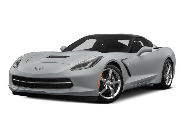 2015 Chevrolet Corvette 2LT 2dr Stingray Cpe w/2LT Gas V8 6.2L/376 [6]