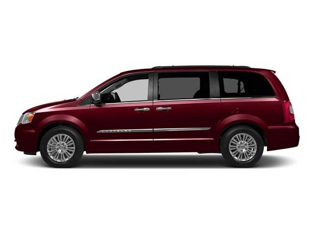 2015 Chrysler Town  Country S RADIO UCONNECT 430N CDDVDMP3HDDNAV  -inc Garmin Navigation Sys