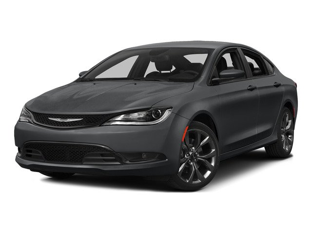 2015 Chrysler 200 Limited 4dr Sdn Limited FWD Regular Unleaded I-4 2.4 L/144 [6]