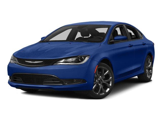 2015 Chrysler 200 S 4dr Sdn S FWD Regular Unleaded V-6 3.6 L/220 [2]