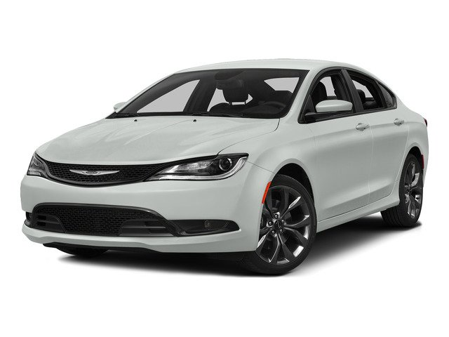 2015 Chrysler 200 Limited 4dr Sdn Limited FWD Regular Unleaded I-4 2.4 L/144 [4]