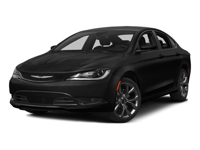 2015 Chrysler 200 Limited 4dr Sdn Limited FWD Regular Unleaded I-4 2.4 L/144 [1]