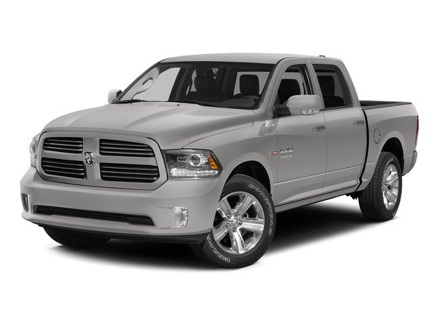 "2015 Ram 1500 Laramie 4WD Crew Cab 140.5"" Laramie Regular Unleaded V-8 5.7 L/345 [1]"