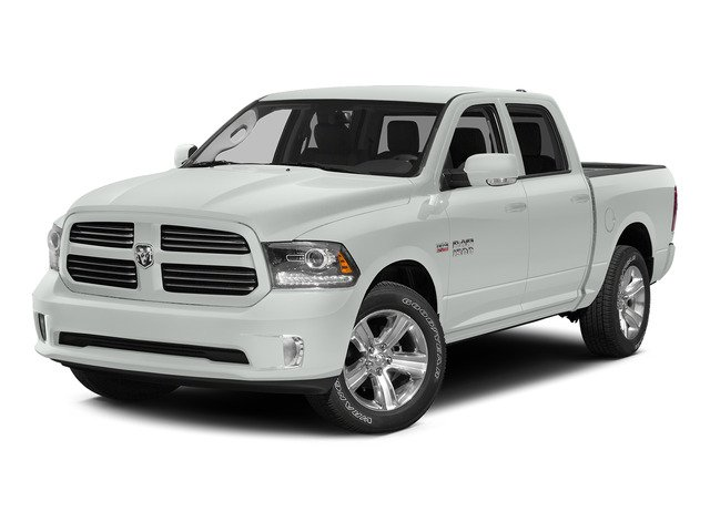 "2015 Ram 1500 Sport 4WD Crew Cab 140.5"" Sport Regular Unleaded V-8 5.7 L/345 [1]"