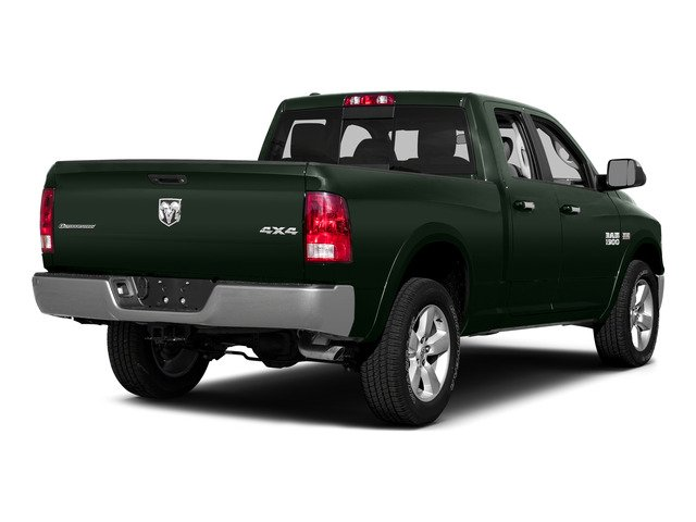 2015 Ram 1500 Big Horn 2WD Quad Cab 140.5″ Big Horn Regular Unleaded V-8 5.7 L/345 [1]