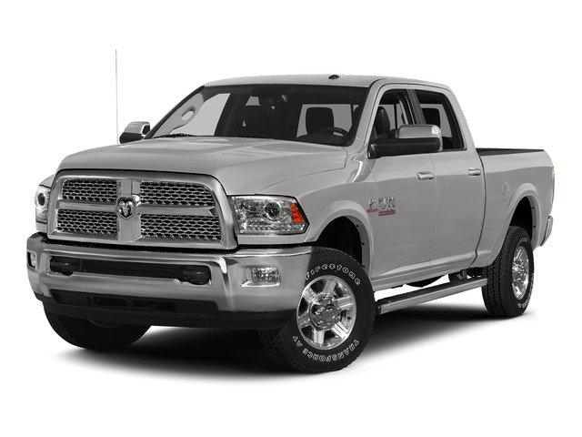 "2015 Ram 2500 Laramie 4WD Crew Cab 169"" Laramie Intercooled Turbo Diesel I-6 6.7 L/408 [0]"