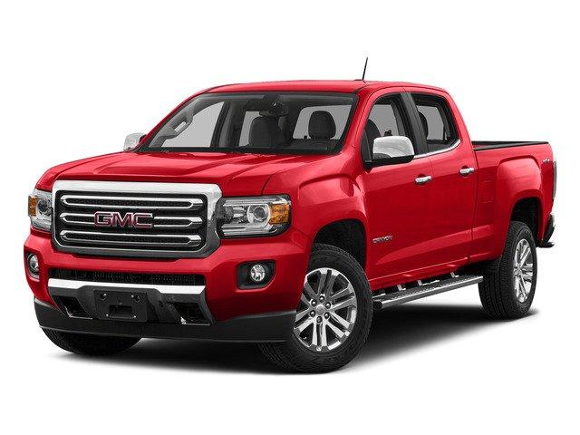 "2015 GMC Canyon 2WD SLT 2WD Crew Cab 140.5"" SLT Gas V6 3.6L/217 [5]"