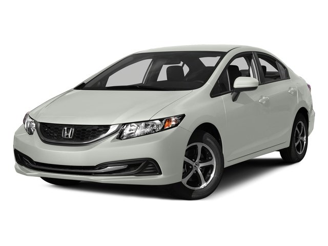 2015 Honda Civic Sedan SE 4dr CVT SE Regular Unleaded I-4 1.8 L/110 [9]