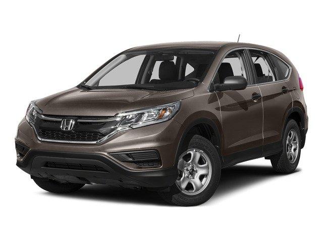 2015 Honda CR-V LX AWD 5dr LX Regular Unleaded I-4 2.4 L/144 [0]