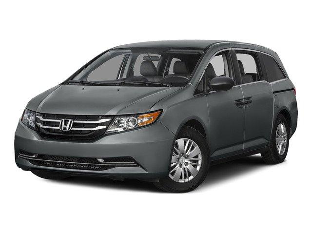 2015 Honda Odyssey LX 5dr LX Regular Unleaded V-6 3.5 L/212 [15]
