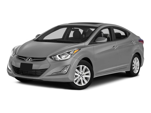 2015 Hyundai Elantra SE 4dr Sdn Auto SE (Alabama Plant) Regular Unleaded I-4 1.8 L/110 [1]