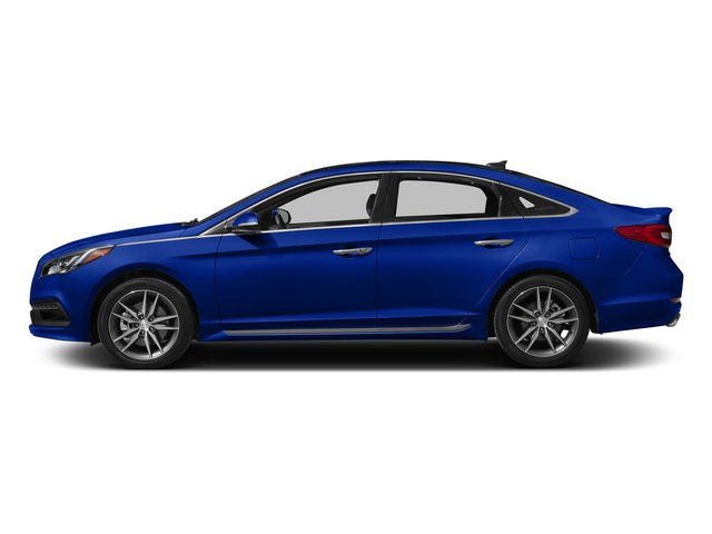2015 Hyundai Sonata 24L SE GRAY  PREMIUM CLOTH SEATING SURFACES LAKESIDE BLUE Front Wheel Drive