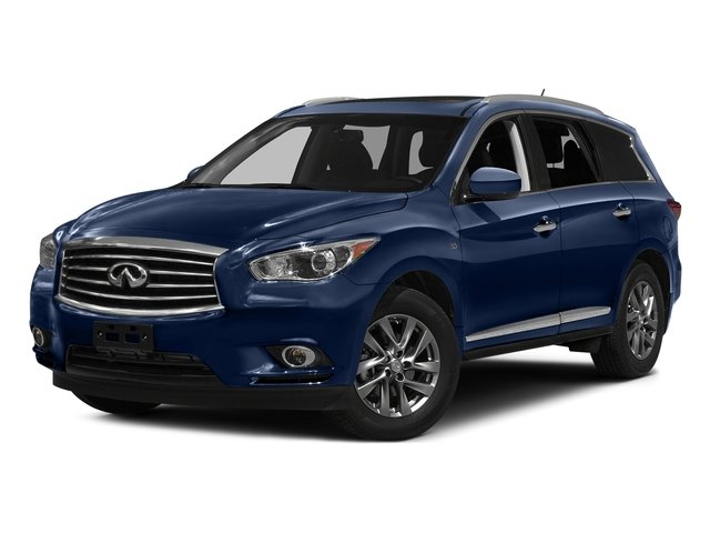 2015 INFINITI QX60 AWD 4dr Premium Unleaded V-6 3.5 L/213 [2]