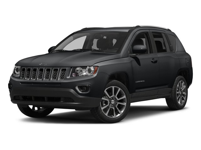 2015 Jeep Compass High Altitude Edition FWD 4dr High Altitude Edition Regular Unleaded I-4 2.0 L/122 [8]