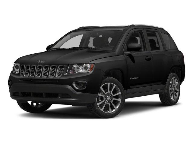 2015 Jeep Compass Latitude 4WD 4dr Latitude Regular Unleaded I-4 2.4 L/144 [18]