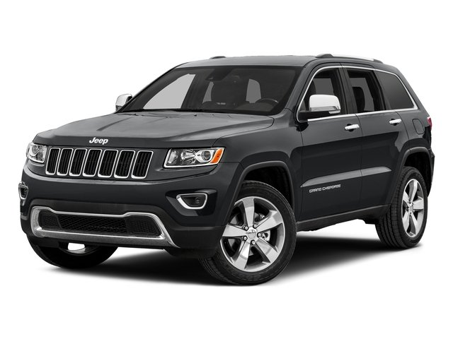 2015 Jeep Grand Cherokee Limited RWD 4dr Limited Regular Unleaded V-6 3.6 L/220 [0]