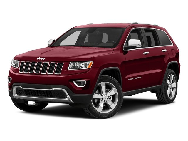 2015 Jeep Grand Cherokee Laredo RWD 4dr Laredo Regular Unleaded V-6 3.6 L/220 [3]
