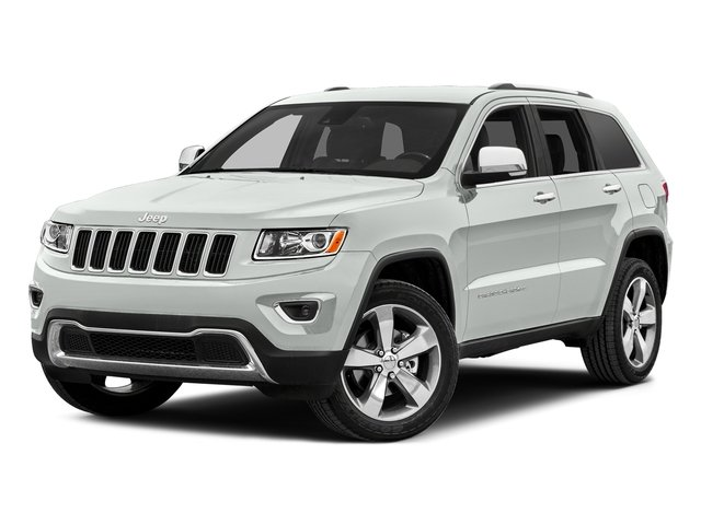 2015 Jeep Grand Cherokee Overland 4WD 4dr Overland Regular Unleaded V-8 5.7 L/345 [1]