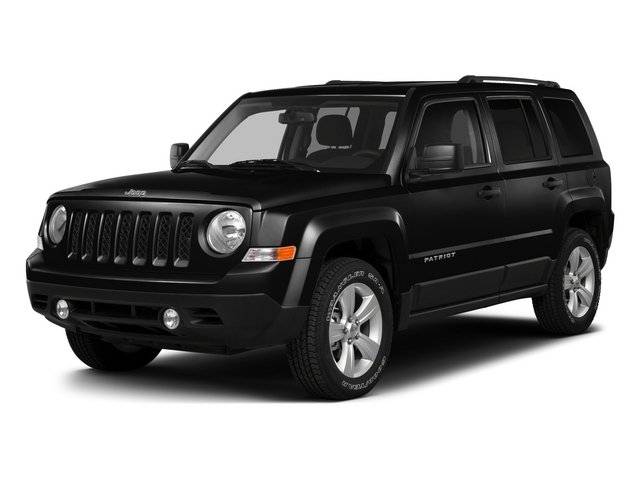 2015 Jeep Patriot Limited FWD 4dr Limited Regular Unleaded I-4 2.4 L/144 [3]