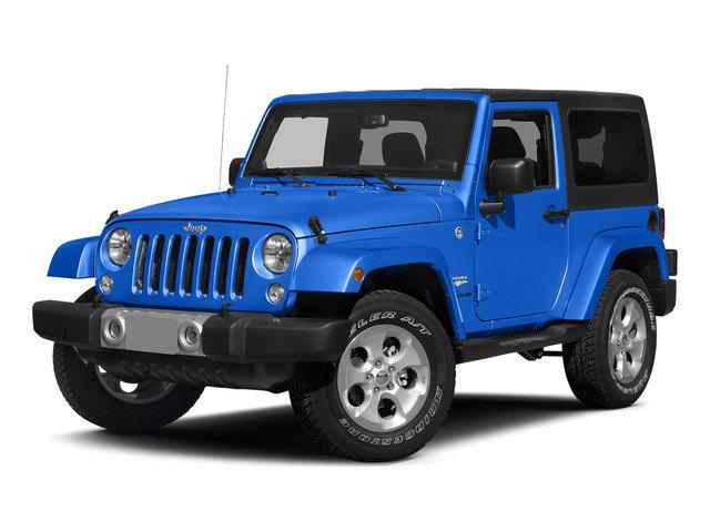 2015 Jeep Wrangler Sport 4WD 2dr Sport Regular Unleaded V-6 3.6 L/220 [1]