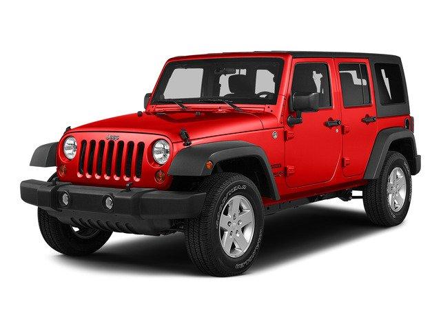 2015 Jeep Wrangler Unlimited Rubicon 4WD 4dr Rubicon Regular Unleaded V-6 3.6 L/220 [11]