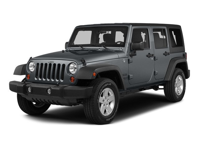 2015 Jeep Wrangler Unlimited Rubicon 4WD 4dr Rubicon Regular Unleaded V-6 3.6 L/220 [0]