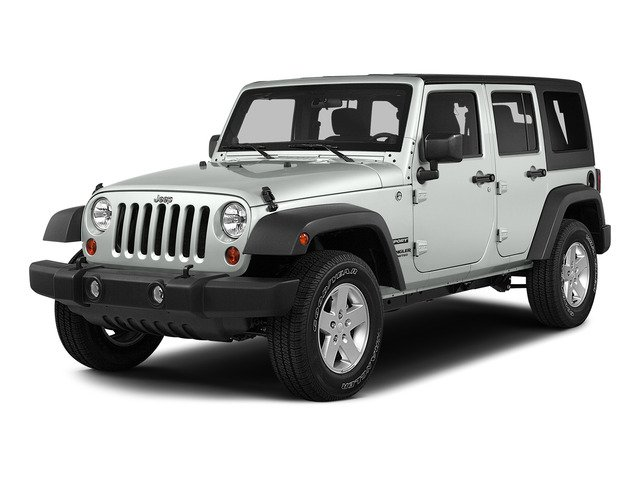 2015 Jeep Wrangler Unlimited Rubicon 4WD 4dr Rubicon Regular Unleaded V-6 3.6 L/220 [4]