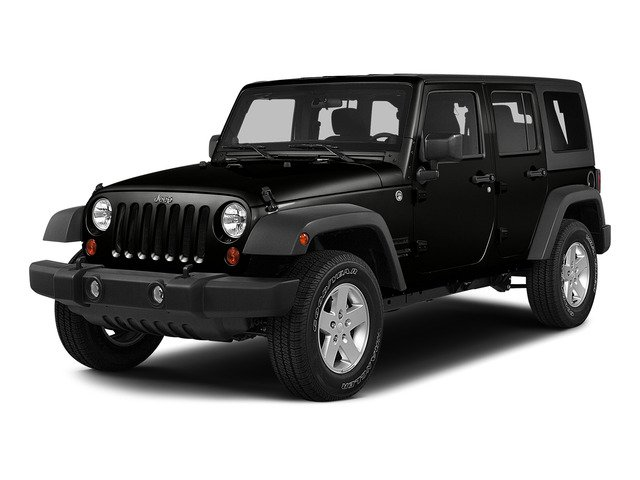 2015 Jeep Wrangler Unlimited Willys Wheeler 4WD 4dr Willys Wheeler Regular Unleaded V-6 3.6 L/220 [6]