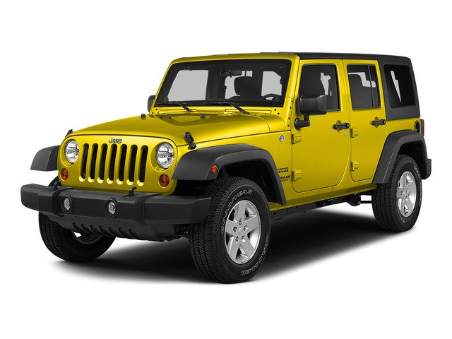 2015 Jeep Wrangler Unlimited Altitude 4WD 4dr Altitude Regular Unleaded V-6 3.6 L/220 [0]
