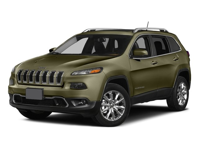 Used 2015 Jeep Cherokee in Concord, NH