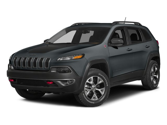 2015 Jeep Cherokee Trailhawk 4WD 4dr Trailhawk Regular Unleaded V-6 3.2 L/198 [3]