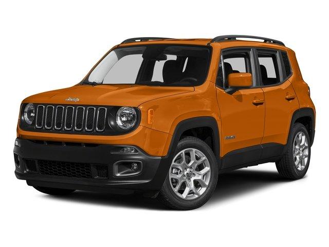 2015 Jeep Renegade Latitude FWD 4dr Latitude Intercooled Turbo Premium Unleaded I-4 1.4 L/83 [25]