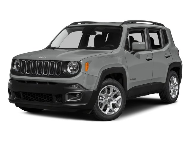 2015 Jeep Renegade Limited 4WD 4dr Limited Regular Unleaded I-4 2.4 L/144 [0]