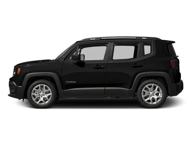 2015 Jeep Renegade Latitude Black