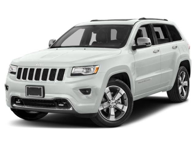 2015 Jeep Grand Cherokee High Altitude 4WD 4dr High Altitude Regular Unleaded V-6 3.6 L/220 [9]