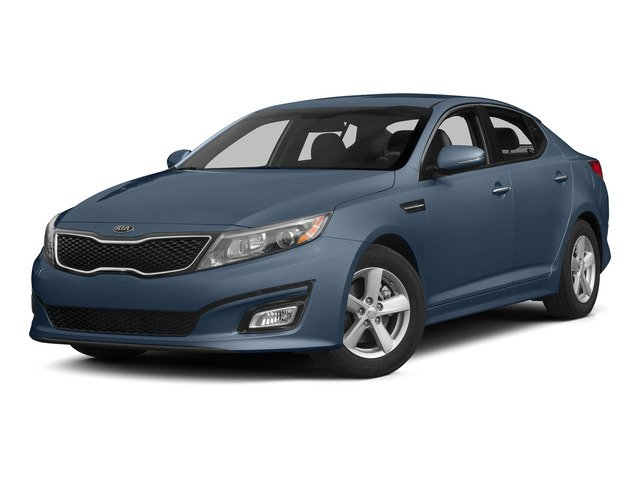 2015 Kia Optima LX 4dr Sdn LX Regular Unleaded I-4 2.4 L/144 [4]