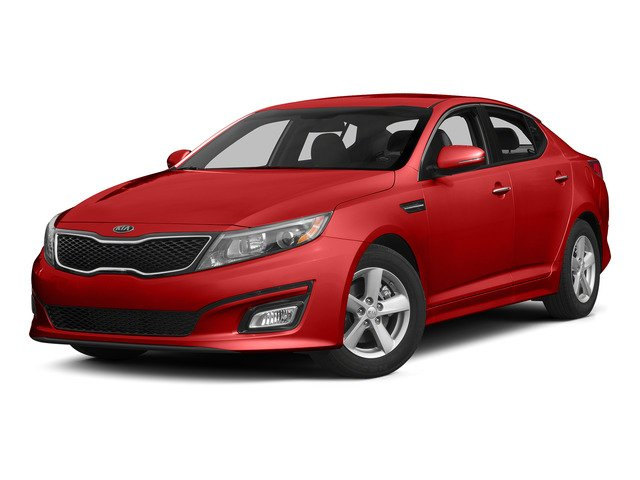 2015 Kia Optima LX 4dr Sdn LX Regular Unleaded I-4 2.4 L/144 [1]