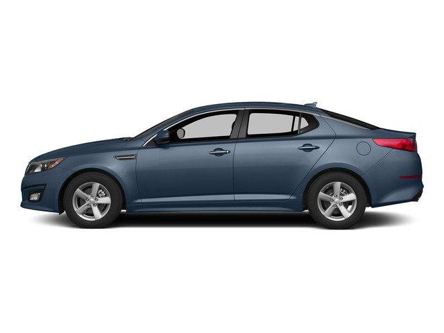 2015 Kia Optima LX Smokey Blue