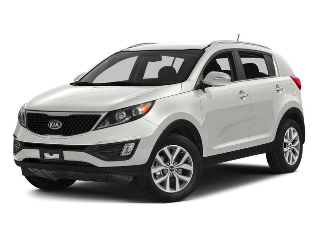 Used 2015 KIA Sportage in Concord, NH