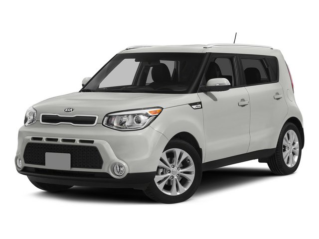 2015 Kia Soul Plus 5dr Wgn Auto + Regular Unleaded I-4 2.0 L/122 [12]