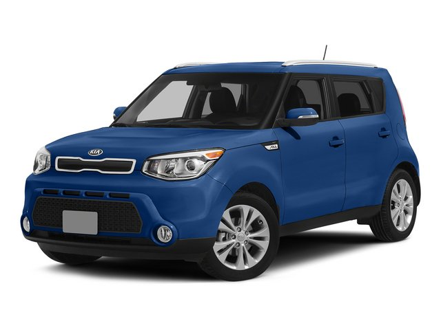 2015 KIA SOUL Plus 5dr Wgn Auto + Regular Unleaded I-4 2.0 L/122 [2]