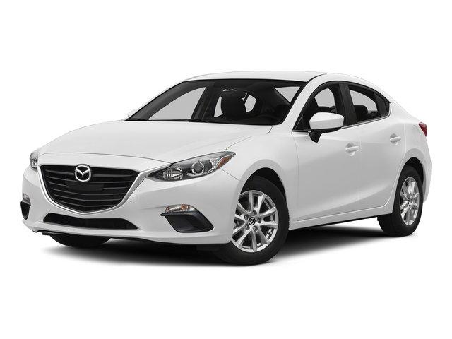 2015 Mazda Mazda3 i SV 4dr Sdn Auto i SV Regular Unleaded I-4 2.0 L/122 [1]