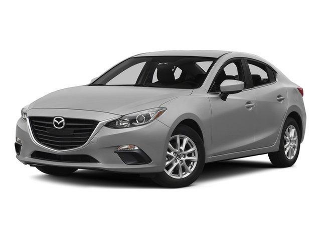 2015 Mazda Mazda3 i Sport 4dr Sdn Auto i Sport Regular Unleaded I-4 2.0 L/122 [6]