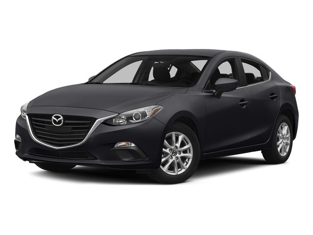 2015 Mazda Mazda3 i Sport 4dr Sdn Auto i Sport Regular Unleaded I-4 2.0 L/122 [4]