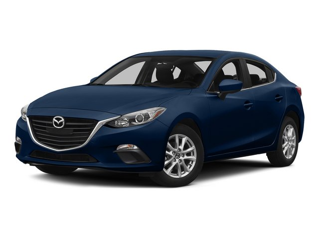 2015 Mazda Mazda3 i Sport 4dr Sdn Auto i Sport Regular Unleaded I-4 2.0 L/122 [12]