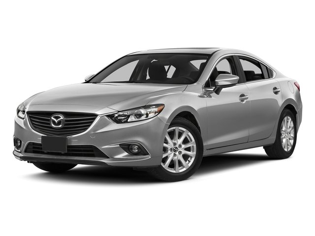 2015 Mazda Mazda6 i Sport 4dr Sdn Man i Sport Regular Unleaded I-4 2.5 L/152 [2]