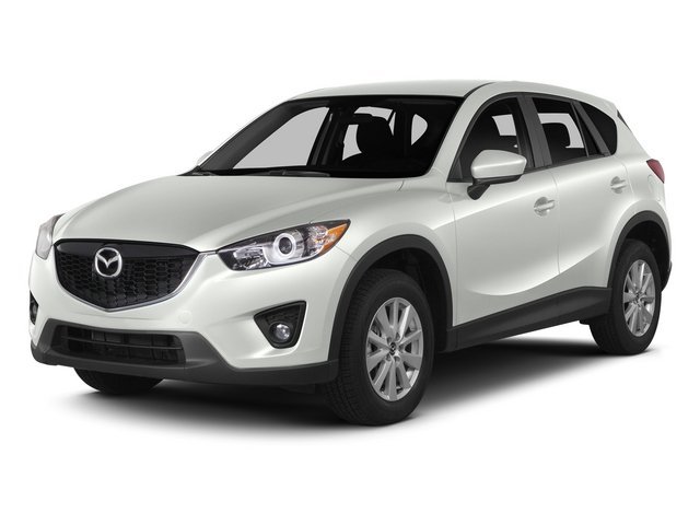 2015 Mazda CX-5 Grand Touring FWD 4dr Auto Grand Touring Regular Unleaded I-4 2.5 L/152 [1]