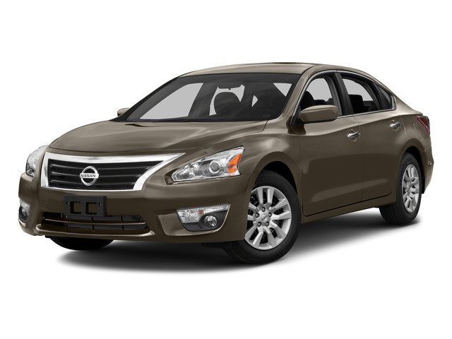2015 Nissan Altima 2.5 S 4dr Sdn I4 2.5 S Regular Unleaded I-4 2.5 L/152 [1]